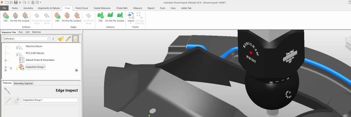Autodesk PowerINSPECT 2018